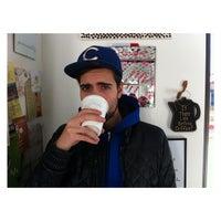 Снимок сделан в Café-à-porter пользователем Claudio T. 12/2/2014