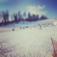 Photo prise au Охта Парк par Диа F. le2/16/2013