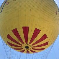 8/8/2017 tarihinde Lena S.ziyaretçi tarafından Balloon Safari'de çekilen fotoğraf