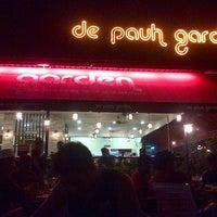 Das Foto wurde bei De Pauh Garden Restaurant & Cafe von Ilias R. am 11/14/2012 aufgenommen