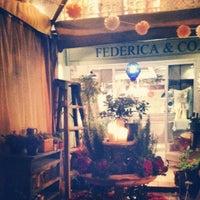 Foto tirada no(a) Federica & Co. por Rebeca PL em 11/14/2012