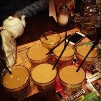 Снимок сделан в Papa's Bar & Grill пользователем Анастасия К. 4/7/2013
