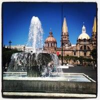 Foto tomada en Plaza de La Liberación por Santiago H. el 10/19/2012