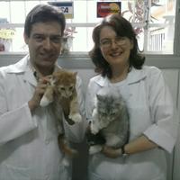 Foto tirada no(a) Curumau Clínica Veterinária por Altais T. em 3/23/2013
