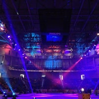 Tui Arena Konzerthalle In Hannover