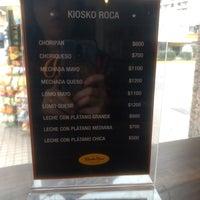 Foto scattata a Kiosco Roca da Ximena G. il 6/9/2018