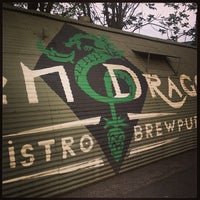 Foto scattata a Rogue Eastside Pub & Pilot Brewery da Steve T. il 5/3/2013