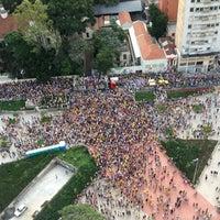 Das Foto wurde bei Praça Franklin Roosevelt von Cris Lima am 2/3/2013 aufgenommen