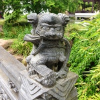 Das Foto wurde bei Chinesischer Garten von Guillaume V. am 6/15/2013 aufgenommen