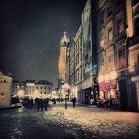 Foto tirada no(a) Rynek Główny por John O. em 1/19/2013