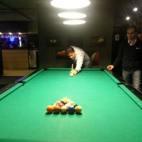 Das Foto wurde bei Pool Masters Pub von Uğur T. am 12/18/2012 aufgenommen