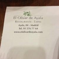 Foto diambil di El Olivar de Ayala oleh Penélope R. pada 4/2/2013