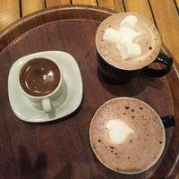 11/15/2013 tarihinde M.İpekziyaretçi tarafından Gloria Jean's Coffees'de çekilen fotoğraf
