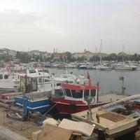 10/29/2012 tarihinde Aytek K.ziyaretçi tarafından Yeşilköy Marina'de çekilen fotoğraf