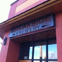 Foto scattata a Breakside Brewery da Darrin Q. il 2/16/2013
