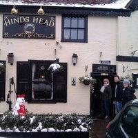Photo prise au The Hinds Head par Philip B. le1/20/2013