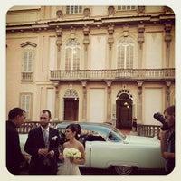 Foto diambil di Castello Di Belgioioso oleh Francesco B. pada 9/7/2013