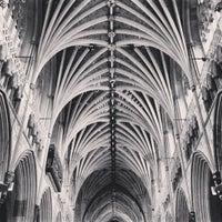 3/29/2013에 Annabel A.님이 Exeter Cathedral에서 찍은 사진