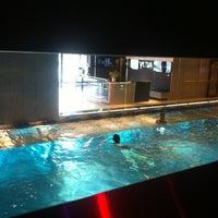 Foto scattata a VODA aquaclub & hotel da Stacey il 2/28/2013