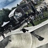 Foto diambil di Скейт-парк «Садовники» oleh Ksusha S. pada 6/17/2017