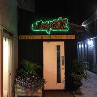 Photo prise au Alleycatz Live Jazz Bar par Hossein J. le6/12/2017