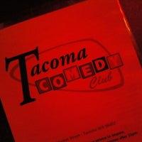 12/29/2012에 Joshua K.님이 Tacoma Comedy Club에서 찍은 사진