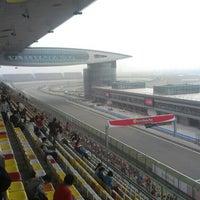Das Foto wurde bei Shanghai International Circuit von John W. am 6/1/2013 aufgenommen
