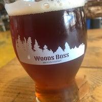 Foto tomada en Woods Boss Brewing por David S. el 10/28/2018