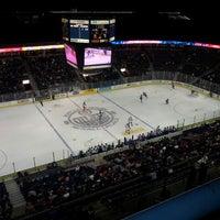 รูปภาพถ่ายที่ Northlands Coliseum โดย Brett C. เมื่อ 10/18/2012