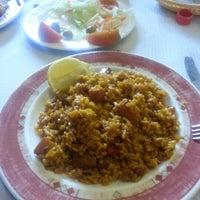 Foto tomada en Restaurante El Escorial por Begoña M. el 1/9/2013