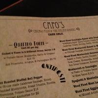 Foto tirada no(a) Capo's por Nancy R. em 1/13/2013