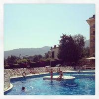Foto tirada no(a) Conca Park Hotel por Eve C. em 7/10/2013
