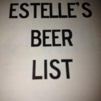Foto diambil di Estelle's oleh Etienne P. pada 1/24/2013