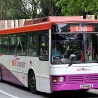 SBS Transit: Bus 138 - Bus Line in Ang Mo Kio