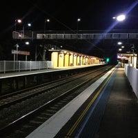 Photo Taken At Leightonfield Station By Orangetim On 7 4 2013