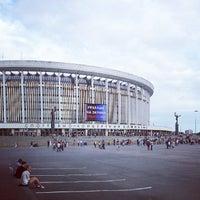 Снимок сделан в СКК «Петербургский» пользователем Ivan N. 6/23/2013