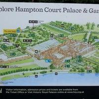 Photo prise au Hampton Court Palace Gardens par Muhd. Marzuqi A. le8/26/2013