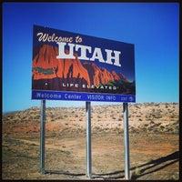 Photo taken at Arizona-Utah State Line by gno m. on 6/17/2013
