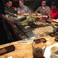 5/15/2017 tarihinde Çilekkkkziyaretçi tarafından Ohjah Japanese Steakhouse'de çekilen fotoğraf