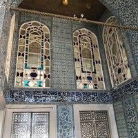 9/22/2018 tarihinde Asmaziyaretçi tarafından Topkapı Sarayı Revakaltı'de çekilen fotoğraf