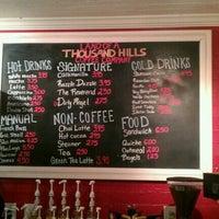 Foto scattata a Land of a Thousand Hills Coffee da Wade H. il 1/17/2013