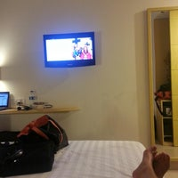 Foto tomada en Liberta Hotel Kemang (formerly favehotel Kemang) por purfi s. el 3/18/2013