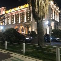Снимок сделан в Casino Du Palais De La Méditerranée пользователем SIMONE S. 4/1/2018