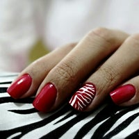 Photo Taken At Spa Amp Nail Fever Brickell By Leena T On
