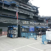 Photo taken at USS Midway Museum by Ruben R. on 4/13/2013
