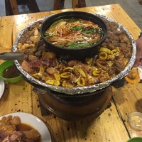 Photo Taken At Dapur Arang Corner Steamboat Amp Grill By Aiman A