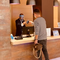 รูปภาพถ่ายที่ Hotel Olympia Thessaloniki โดย Tasos L. เมื่อ 10/25/2020