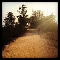 12/9/2012にAmélie P.がGriffith Park Trailで撮った写真