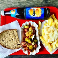 Best Worscht In Town Currywurst Imbiss In Frankfurt Am Main