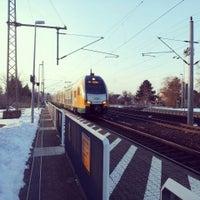 Photo prise au Bahnhof Bad Wilsnack par HZ le3/16/2013
